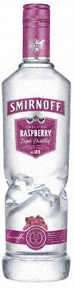 Smirnoff Vodka Raspberry